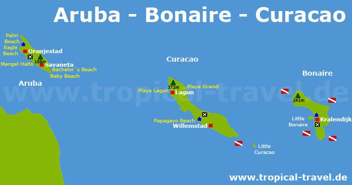 Aruba Die Schonste Der Abc Inseln Karibik