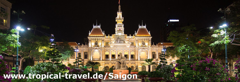 Ho Chi Minh Stadt Saigon Online Reiseführer Anreise Visum