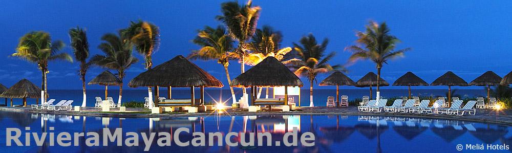 Riviera Maya Cancun - Meliá  ME Cancun Hotel