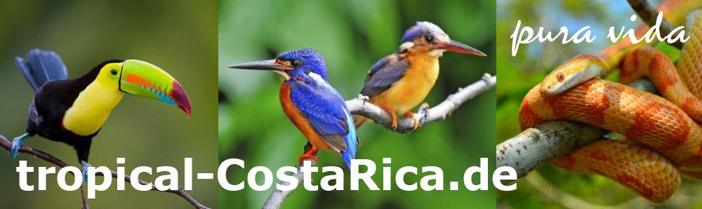 Nationalparks Costa Rica