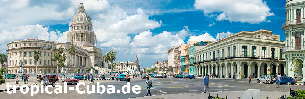 Kuba online Reiseführer, Havanna