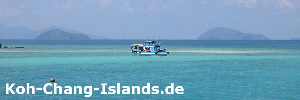 Koh Chang Inseln