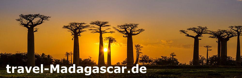 Madagaskar Reise