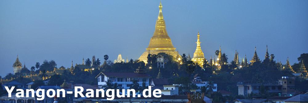Yangon-Rangun-Myanmar