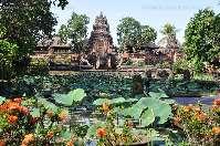 Taman Saraswati Tempel