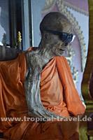 Mumifizierter Mönch im Wat Khunaram