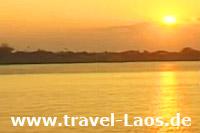 Mekong bei Savannakhet