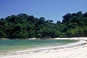 Manuel Antonio Beach, Costa Rica © Stephan Scherhag | 123RF.com