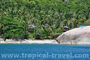 Haad Namtok © tropical-travel.de