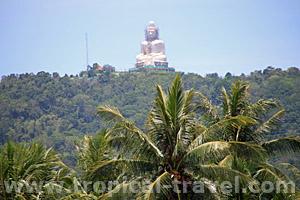 Big Buddha Koh Phuket
