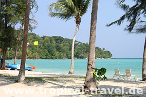 Tritrang Beach Koh Phuket