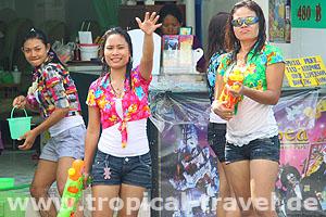 Phuket Songkhran © tropical-travel.de