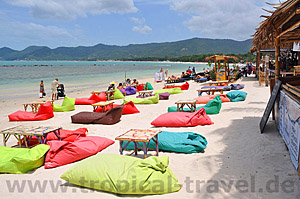 Chaweng Beach Koh Samui © tropical-travel.de