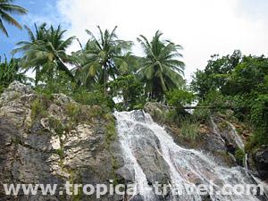 Na Mueang 2 Wasserfall © tropical-travel.de
