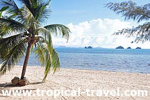 Taling Ngam Beach Koh Samui © tropical-travel.de