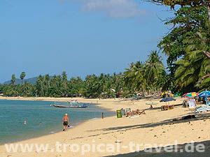 Maenam Beach © tropical-travel.de