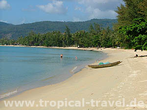 Lipa Beach © tropical-travel.de