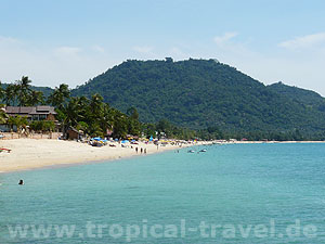 Lamai Beach © tropical-travel.de