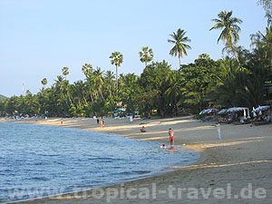 Bophut Beach 2005 © tropical-travel.de