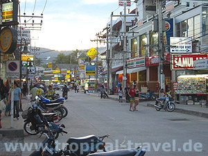 Chaweng Koh Samui © tropical-travel.de