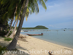Thong Krut Beach © tropical-travel.de