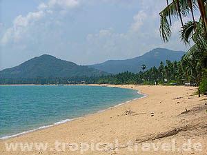 Maenam Beach Koh Samui © tropical-travel.de