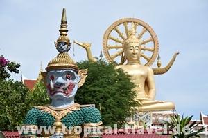 Big Buddha Koh Samui © tropical-travel.de