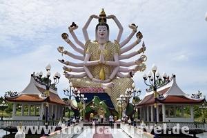 Wat Plai Laem © tropical-travel.de