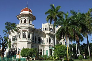 Palacio de Valle, Cienfuegos, Kuba © Aleksandr Palermo Kurakin | 123RF.com
