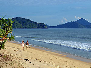 Pantai Datai © Aimvotalphotos | Dreamstime.com
