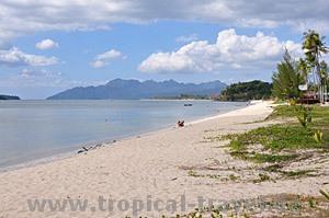 Pantai Tengah © tropical-travel.com