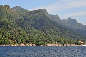 Berjaya Resort Pantai Kok © tropical-travel.com