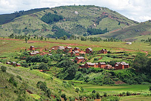 Madagaskar © Bernard Gagnou | Wikimedia'