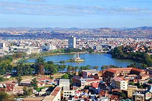 Antananarivo Madagaskar © Sascha Grabow | Wikimedia