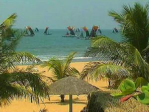 Ngombo beach, Sri Lanka ©  tropical-travel.de