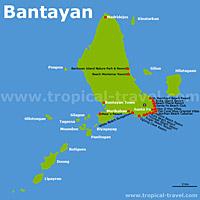 Boracay Karte