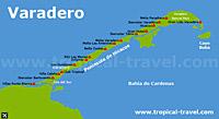 Karte Kuba Varadero.Die Schönsten Strände Rund Um Kuba Mit Hotelempfehlungen Online