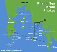 urlaub thailand reisezeit