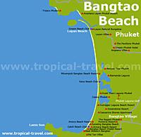 Bangtao Karte