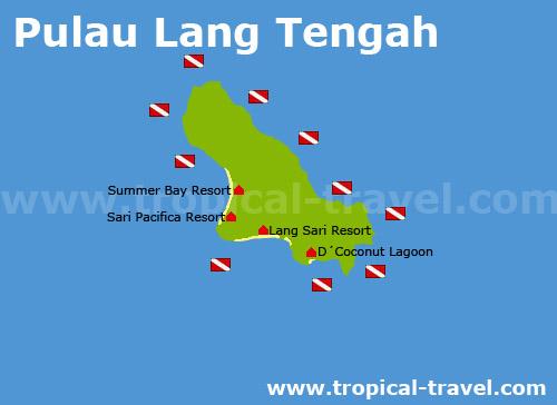 Lang Tengah Karte