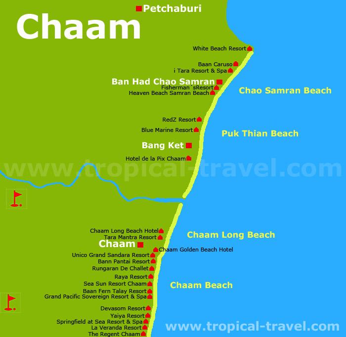 Chaam Karte
