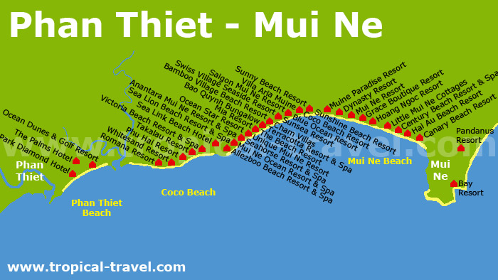 Vietnam Hotels Online Buchen