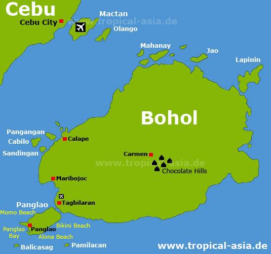 Vulkane Philippinen Karte.Philippinen Die Schönsten Reiseziele Der Philippinen