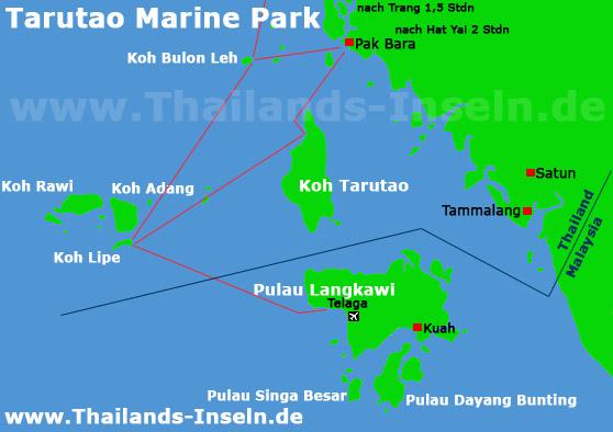 Tarutao Marine Park