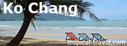Koh Chang islands