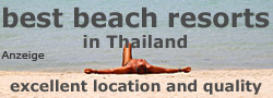 the best best resorts in Thailand
