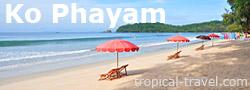 Ko Phayam, Thailand