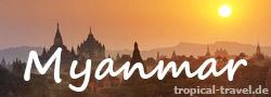 Myanmar entdecken
